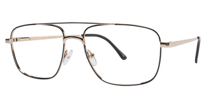 Capri Optics Olive Black / Gold