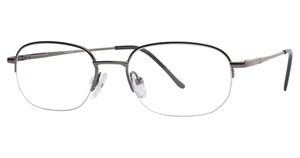 Capri Optics Windsor Gunmetal