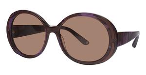 Natori Eyewear NATORI SUNWEAR SZ505 Violet Marble