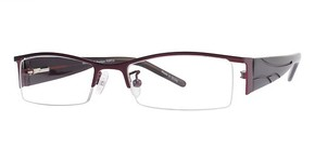 Modern Optical Portia Burgundy