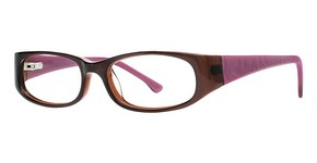 Modern Optical Stella Burgundy
