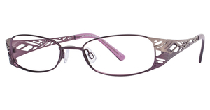 Aspex T9776 STN PURPLE & MATT SILVER