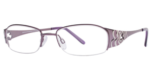 Aspex EC108 Shiny Light Purple and Silver  80