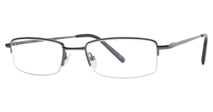 Continental Optical Imports Exclusive 157 Gunmetal