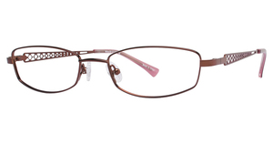 Continental Optical Imports La Scala 727 Brown