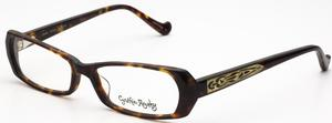 Value Collection Cynthia Rowley CR0249 Eyeglasses