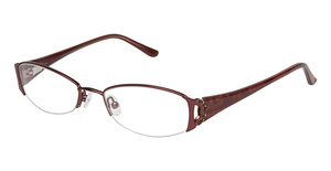 Silver Dollar Paradise Eyeglasses