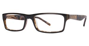 Aspex T9785 Dark Brown / Brown Tortoise