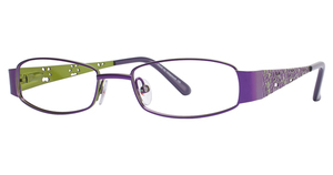 A&A Optical Phat Purple/Green