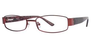 A&A Optical Marcella Burgundy