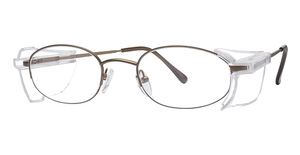 On-Guard Safety 214 side shield Eyeglasses