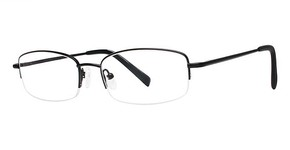 Modern Optical Judge Matte Black 5284