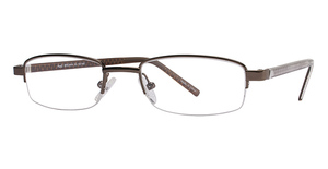 Modern Optical Madrid Brown