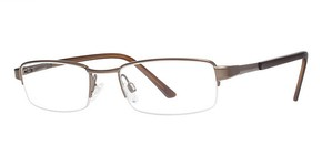 Modern Optical Columbus Matte Brown