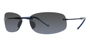 Maui Jim Honolua Bay 516 Gloss Black
