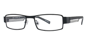 Revolution Eyewear REV697 Black  01