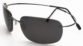 Airlock 720/12SP Grey with Grey Polarized Lenses