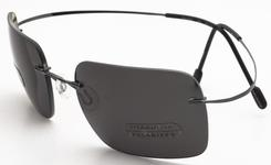 Airlock 720/22SP Gunmetal with Grey Polarized Lenses