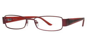 A&A Optical BARBUDA Burgundy