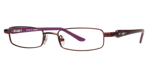 A&A Optical AWESOME Burgundy