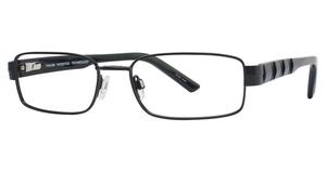 Aspex T9790 MATTE BLACK/BLACK & DARK GREY