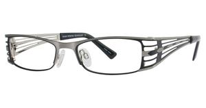 Aspex T9773 Satin Silver/Black