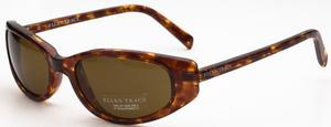 Ellen Tracy 664 Tortoise with Green Lenses