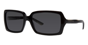 Burberry BE4075 Shiny Black Black Gray Horn