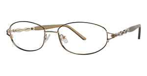 Joan Collins 9731 Gold/Brown
