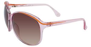 Michael Kors M2728S La Palma pink/orange