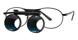 Modern Optical Craft Optics - Black Prescription Glasses