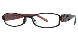 Capri Optics DC 67 Black / Red