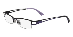 Marchon M-206 Purple/Black