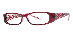 Modern Optical Admire Burgundy