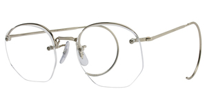 Art-Craft Art-Bilt Rimway Cable Temples Gold