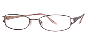 Avalon Eyewear 1847 Cranberry/Gold