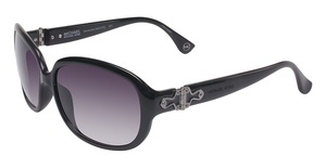 Michael Kors M2727S Nantucket 12 Black