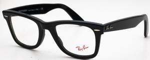 Ray Ban Glasses RX5121 Wayfarer Shiny Black