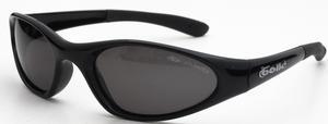 Bolle Swisher Black with Polarized Grey TNS Lens