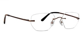 Totally Rimless TR 161 Brown