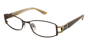 Brendel 902054 Matte Brown/Brown