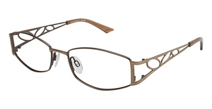Brendel 902053 LT SATIN BROWN