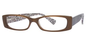 Bookmark Fashionista Eyeglasses