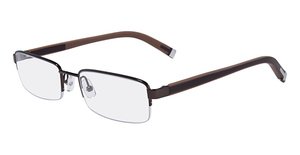 Calvin Klein CK7252 Shiny Brown