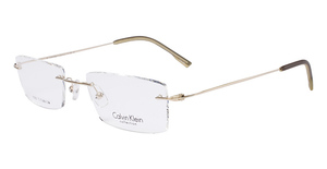 Calvin Klein CK7506 Light Gold