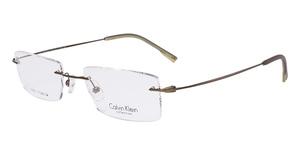 Calvin Klein CK7506 Tan