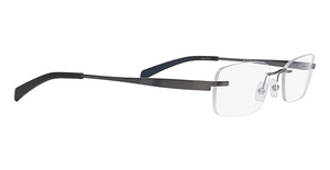 Totally Rimless TR 162 Black  01