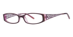 Thalia Coral Dark Purple