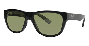 Maui Jim Maui Cat III 209 Gloss Black