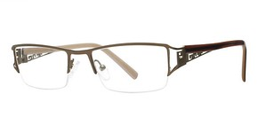 Modern Optical Reese Matte brown/Caramel